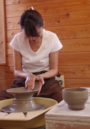 陶芸 教室